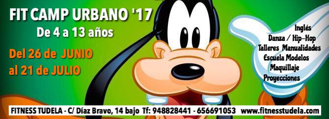 FIT CAMP URBANO '17 – Campus Infantil