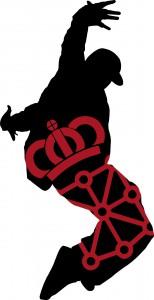 Logo Campeonato Navarro de Hip-Hop