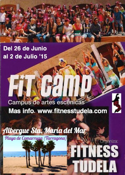 FIT CAMP '15 – CAMPUS DE VERANO MUY ESPECIAL
