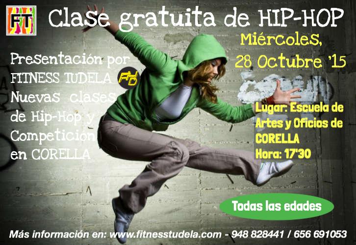 HIP-HOP EN CORELLA