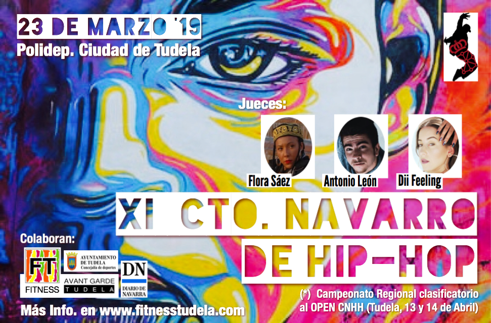 XI CTO. NAVARRO DE HIP-HOP 2019