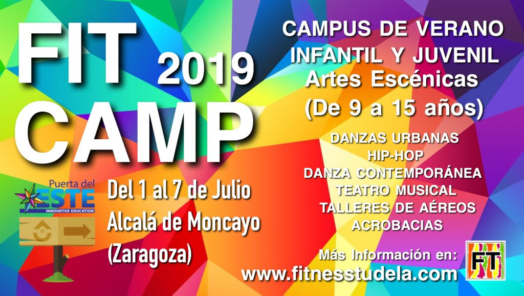 FIT CAMP 2019 – CAMPUS DE ARTES ESCÉNICAS